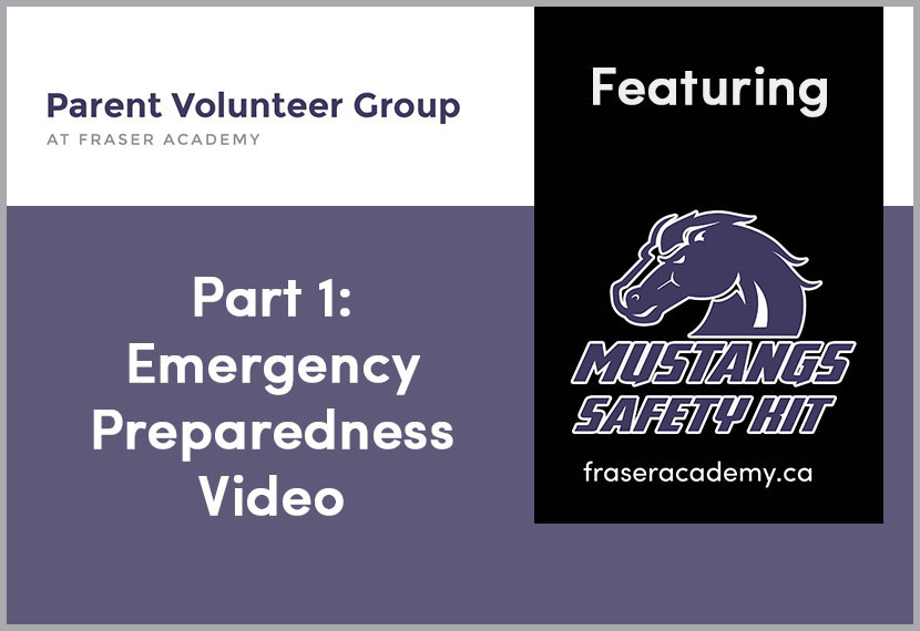 Mustang Safety Campaign Videos!